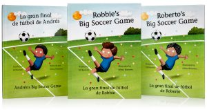 The-Big-Soccer-Game_Bilingual-Personalized-Book-for-boys-and-for-girls