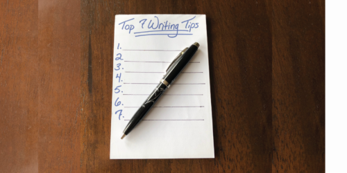 top-seven-writing-tips